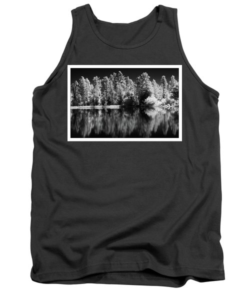 Invisible Reflection Tank Top