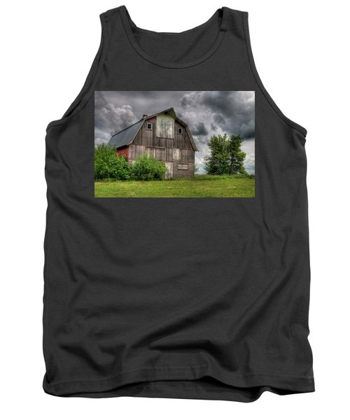 Iowa Barn Tank Top