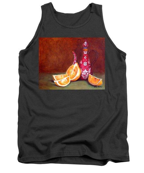 Iranian Lemons Tank Top