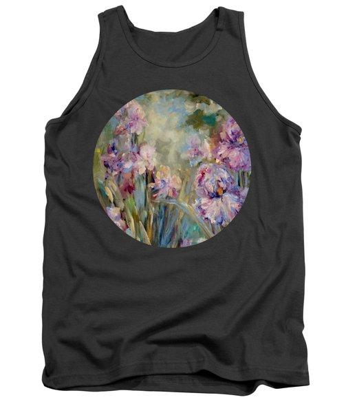 Iris Garden Tank Top