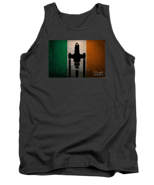Irish Brown Coats Tank Top by Justin Moore