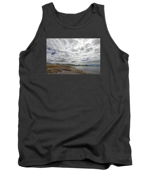 Irish Sky - Waterville, Ring Of Kerry Tank Top