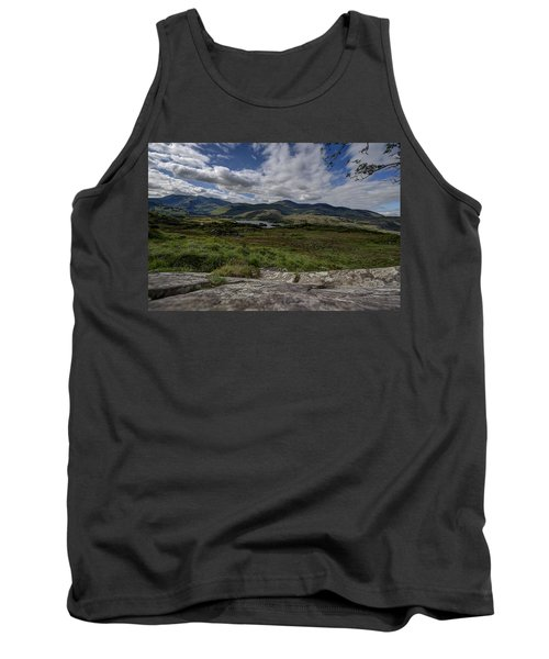 Irish Sky - Wicklow Mountains Tank Top