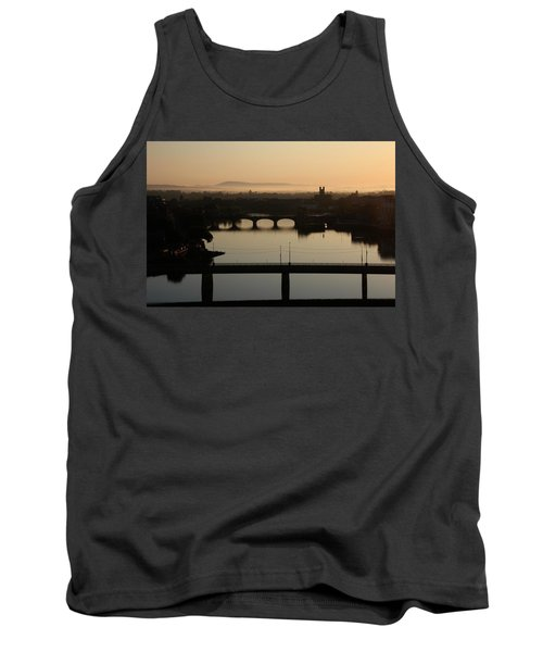 Irish Sunrise  Tank Top