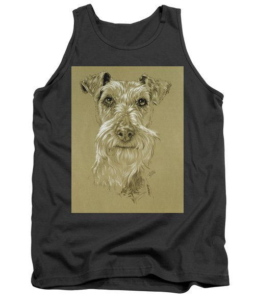Irish Terrier Tank Top