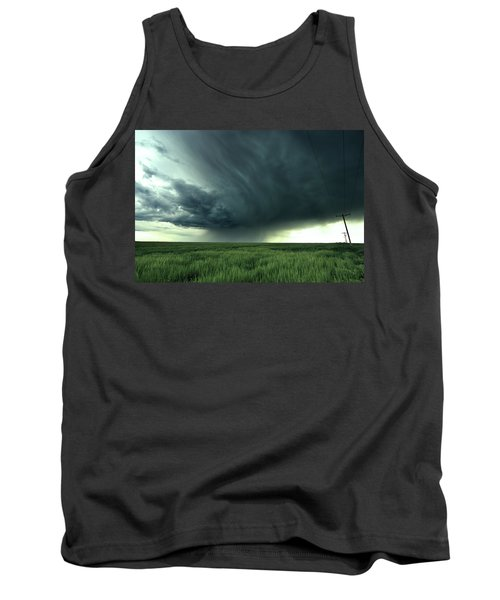 Irrigation Tank Top