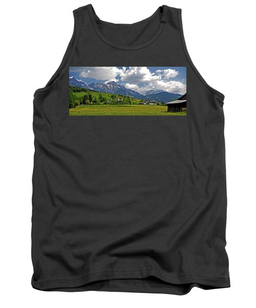 Is There More To Life Than This ... Tank Top by Juergen Weiss