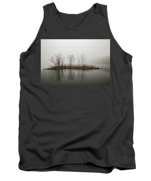 Island In The Fog Tank Top