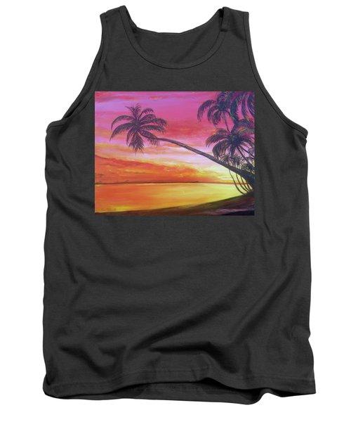 Island Sunrise Tank Top