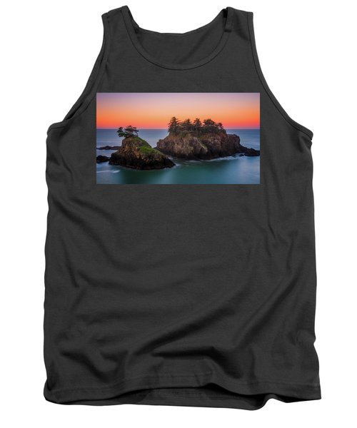 Tank Top featuring the photograph Islands In The Sea by Darren White