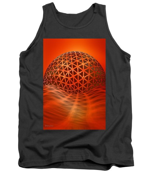 Isle Of Grand Marnier  Tank Top