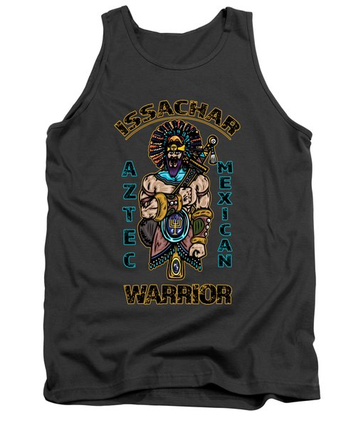 Issachar Aztec Warrior Tank Top