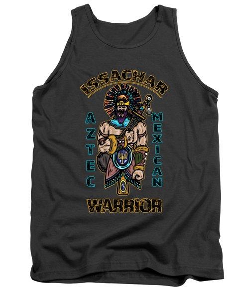 Issachar Aztec Warrior Tsd Tank Top