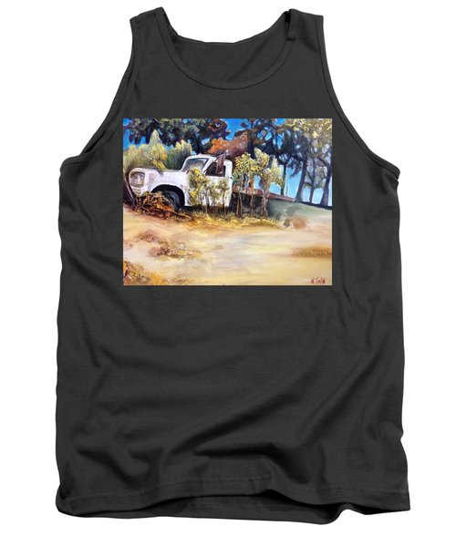 It Bore The Load Tank Top