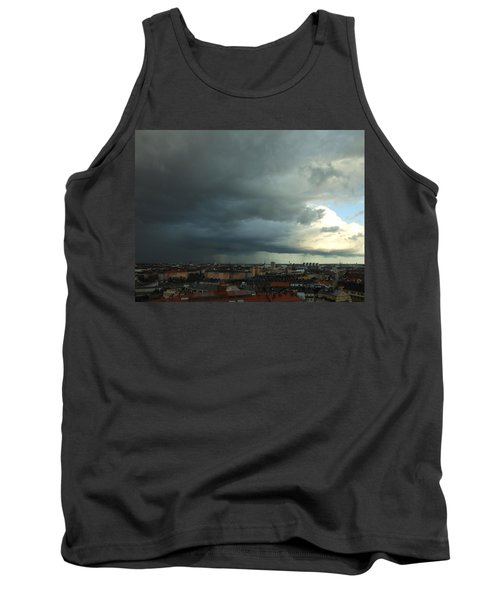 Tank Top featuring the photograph It Gets Better by Ivana Westin