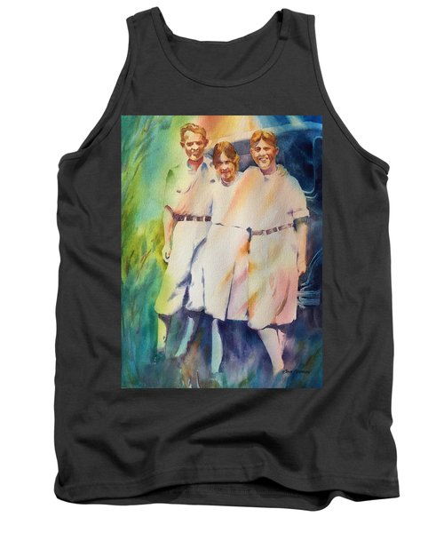It Was Paradise Here With You Tank Top