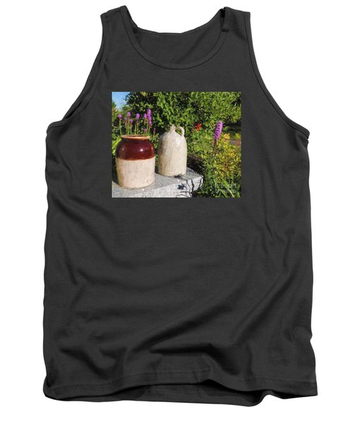 Tank Top featuring the photograph It's A Crock by Mim White
