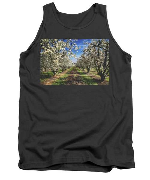 Tank Top featuring the photograph It's A New Day by Laurie Search