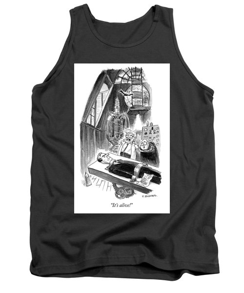 Its Alive Tank Top