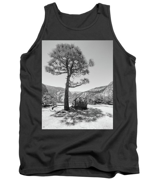 It's Between Them Tank Top by Ryan Weddle