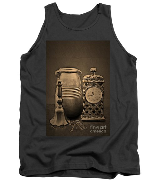It's Time For... Tank Top by Sherry Hallemeier