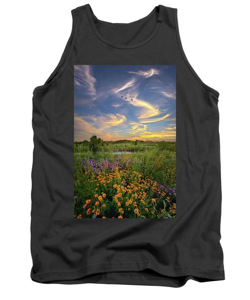 It's Time To Relax Tank Top