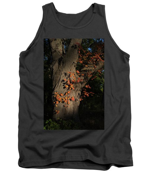 Ivy In The Fall Tank Top