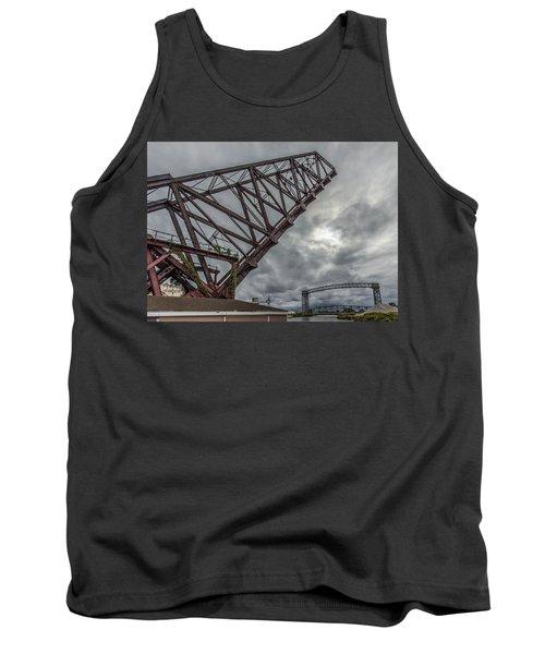 Jackknife Bridge To The Clouds Tank Top
