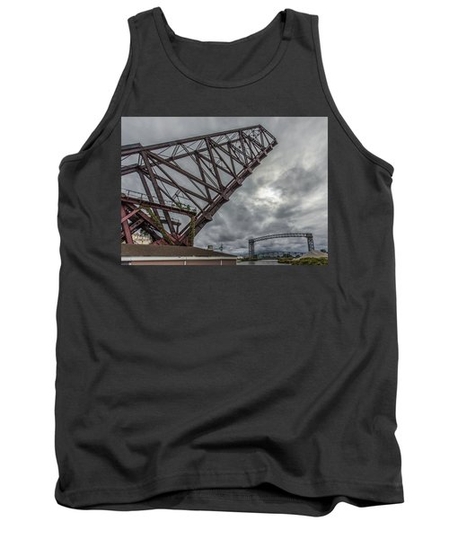 Jackknife Bridge To The Clouds Tank Top