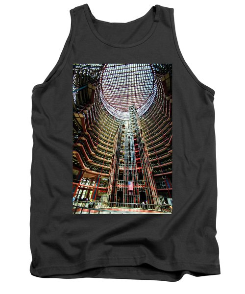 James R Thompson Center Interior Chicago Tank Top