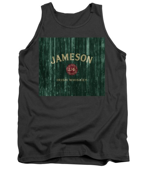 Jameson Irish Whiskey Barn Door Tank Top