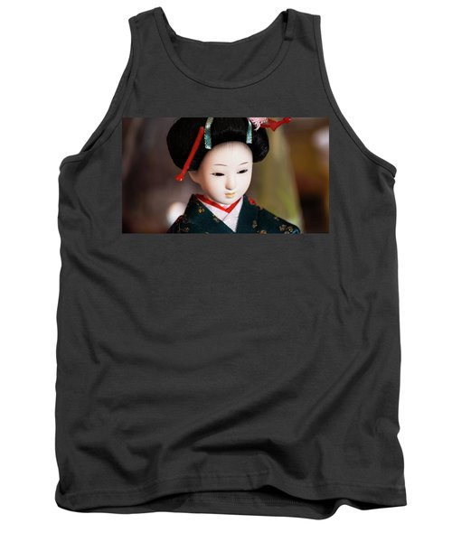 Japanese Doll Tank Top