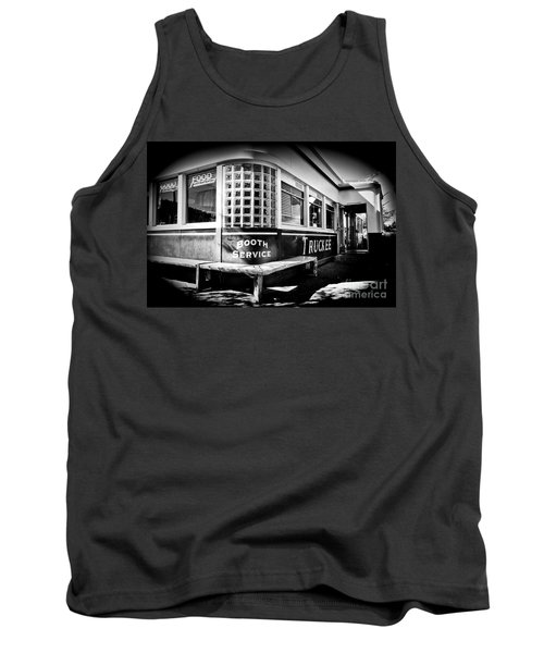 Jax Diner, Truckee Tank Top by Vinnie Oakes