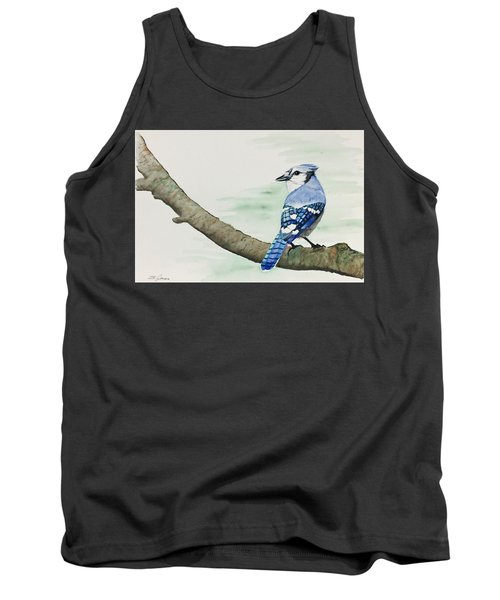 Jay In The Pine Tank Top