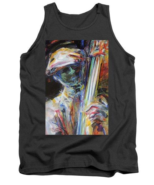 Jazz Man Tank Top
