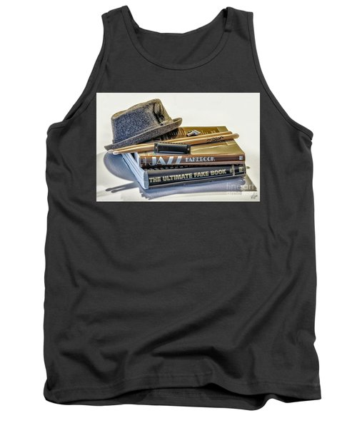 Tank Top featuring the photograph Jazz by Walt Foegelle