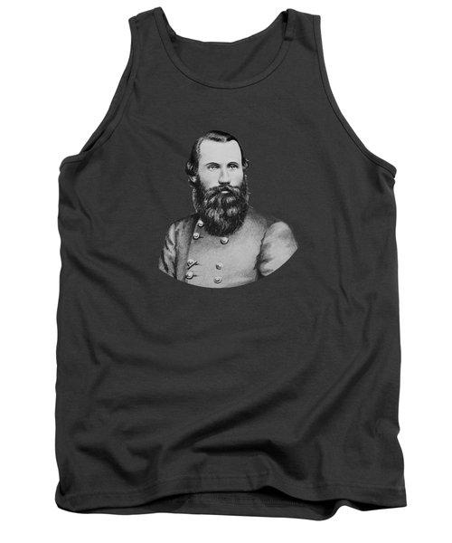 Jeb Stuart -- Confederate General Tank Top