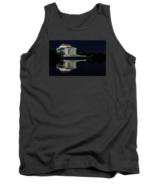 The Jefferson At Night Tank Top