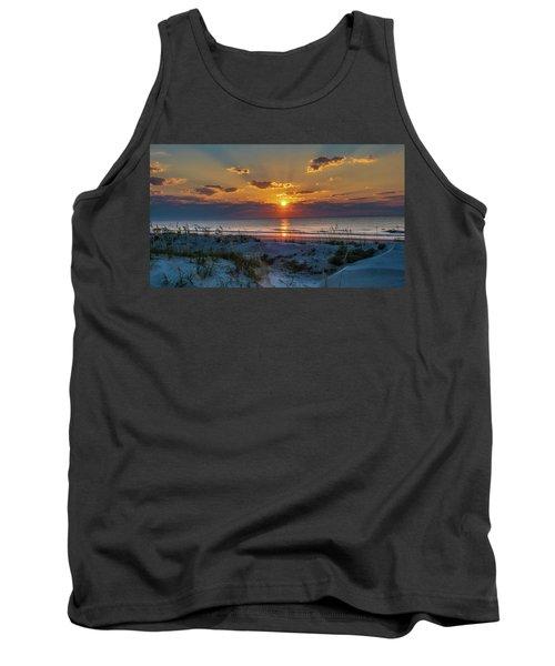Jekyll Island Sunrise Tank Top