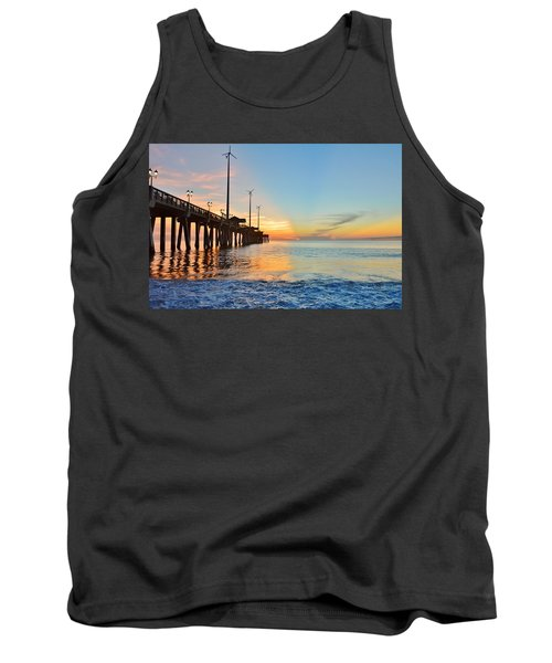 Jennette's Pier Aug. 16 Tank Top