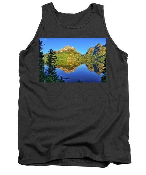 Jenny Lake Morning Reflections Tank Top