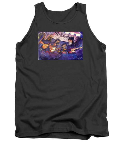 Jerry Joseph And The Jackmormons Tank Top