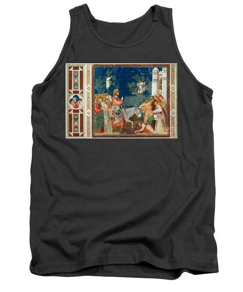 Jesus Entering Jerusalem Tank Top