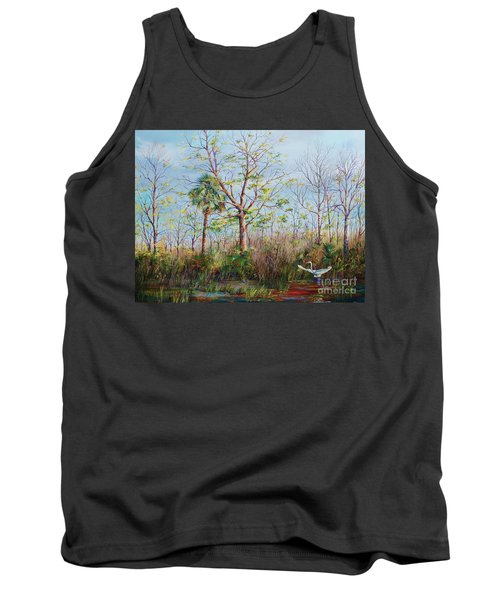 Jim Creek Lift Off Tank Top