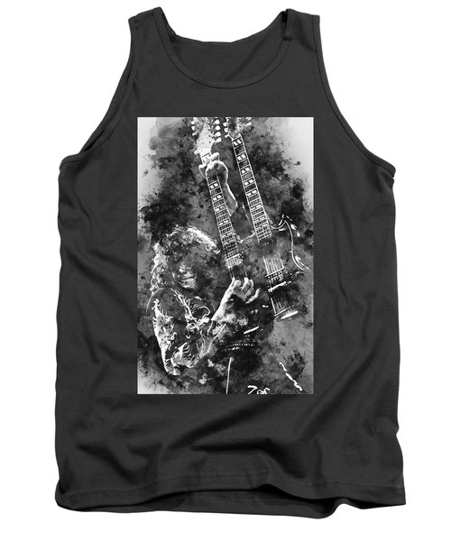Jimmy Page - 02 Tank Top