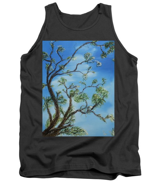 Jim's Tree Tank Top