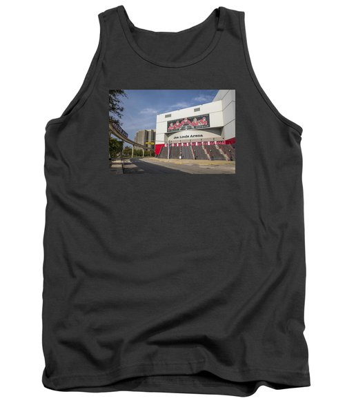 Joe Louis Arena Detroit  Tank Top