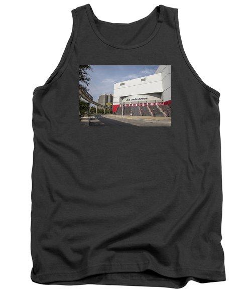 Joe Louis Arena  Tank Top