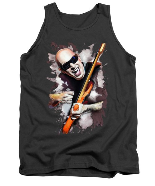Joe Satriani Tank Top