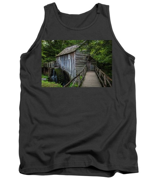 John Cable Mill Tank Top by David Cote